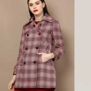 Urban Behaviour double breast Wool jacket